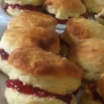 Urban Writers Retreat Afternoon Tea Scones