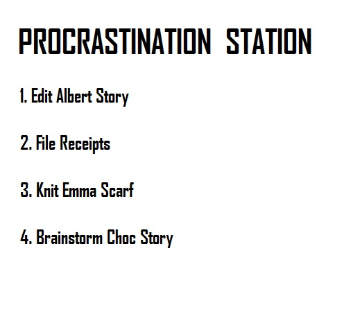 The Procrastination Station