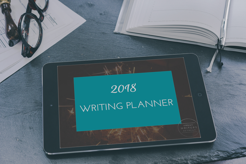 Make 2018 your best writing year yet